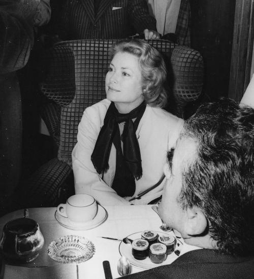 CIWL WAGONS-LITS ORIENT-EXPRESS GRACE KELLY