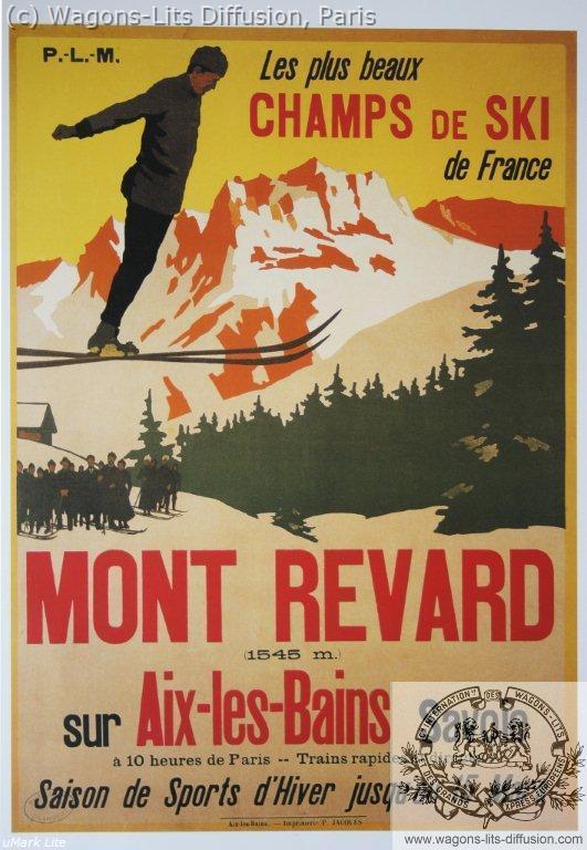 PLM Aix les Bains Mont revard