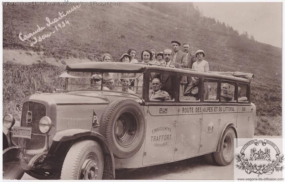 PLM Autocar 1934 CP