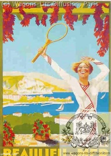 PLM Beaulieu-Tennis