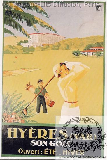 PLM Hyeres-golf