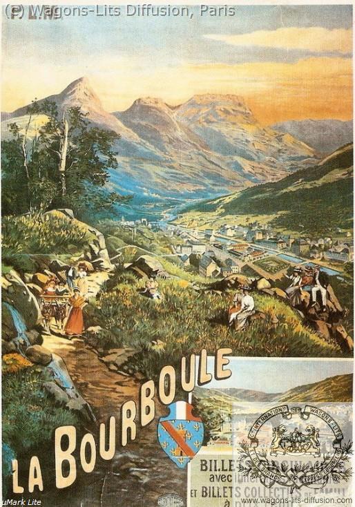 PLM La Bourboule