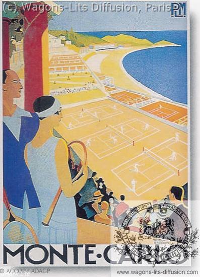 PLM MONACO Tennis