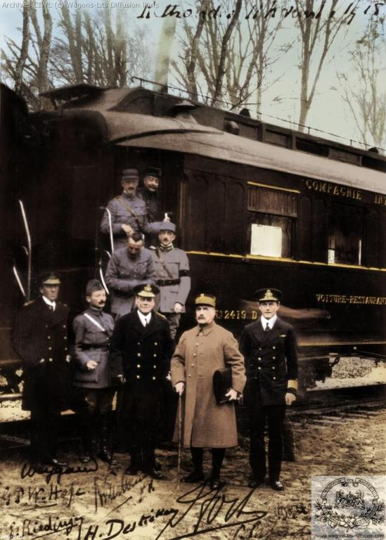 Wl 2419 armistice foch