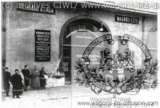 WL Agence de Moscou 1914