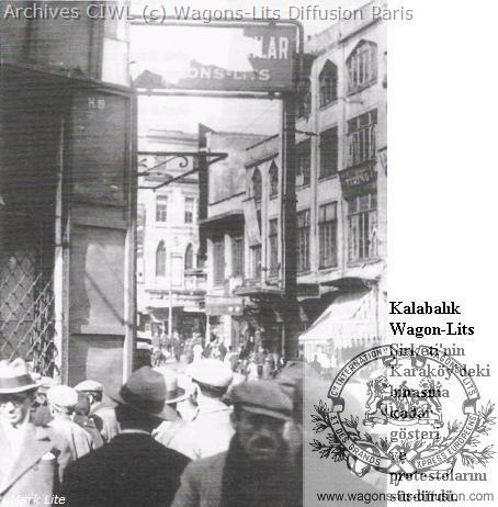 Wl agence wl cook turquie 1933 2