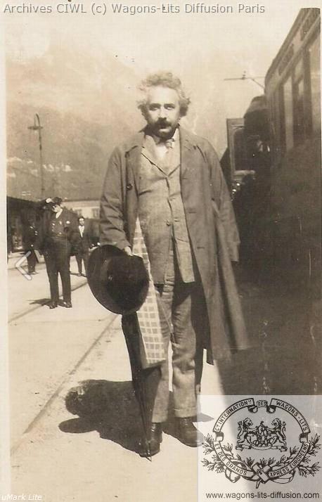 Wl albert einstein wien insbruck 1925
