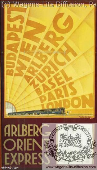 WL arlberg orient express