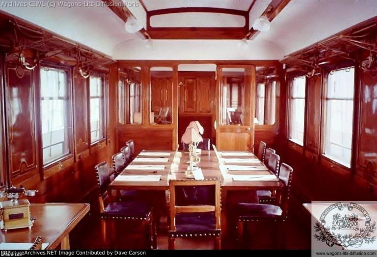 Wl armistice wl 2419 car interior