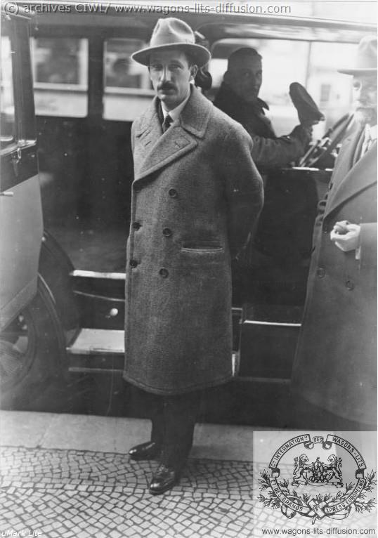 WL Boris de Bulgarie 1929