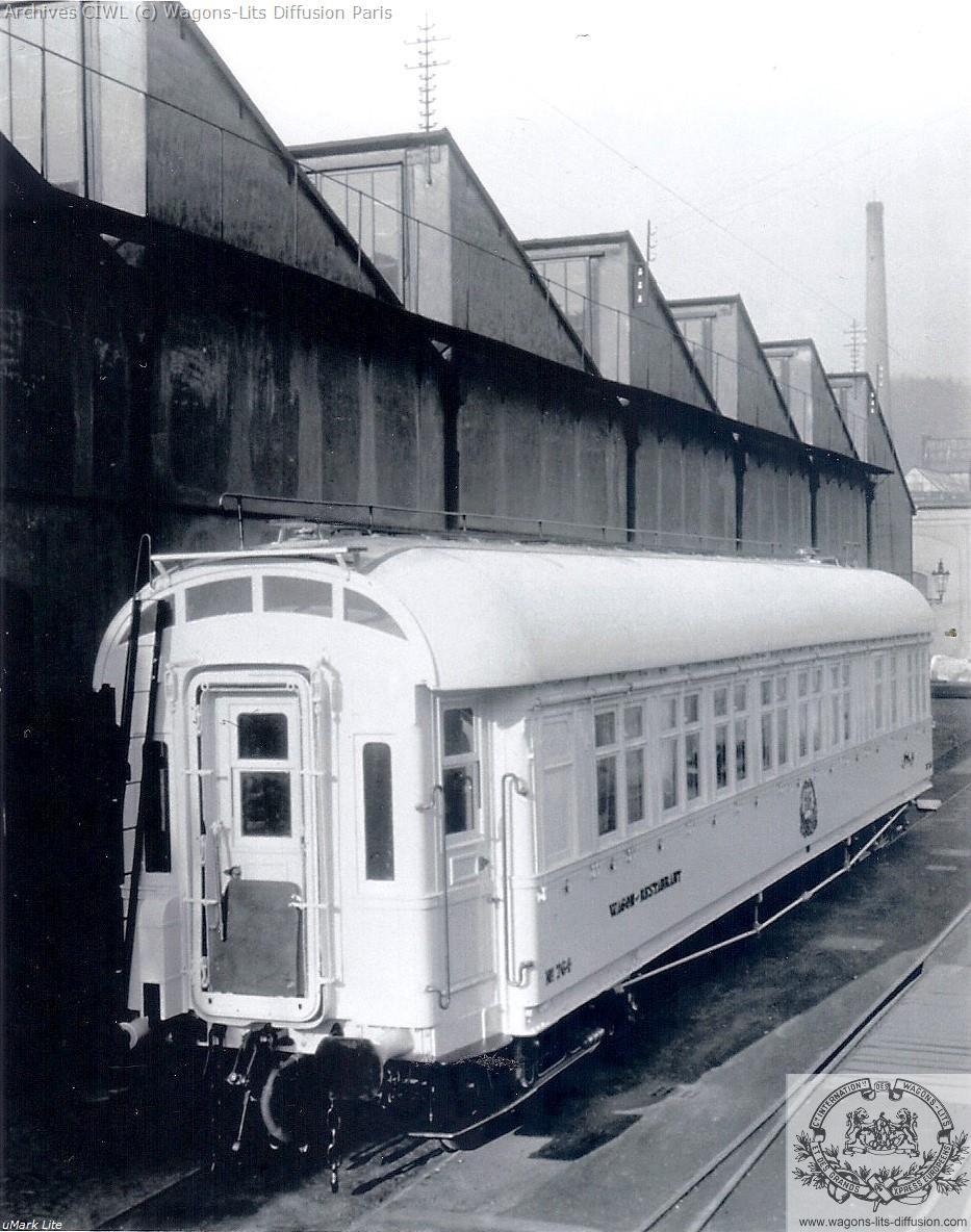 Wl egypt railways egyptian state railways ringhoffer coach 1890