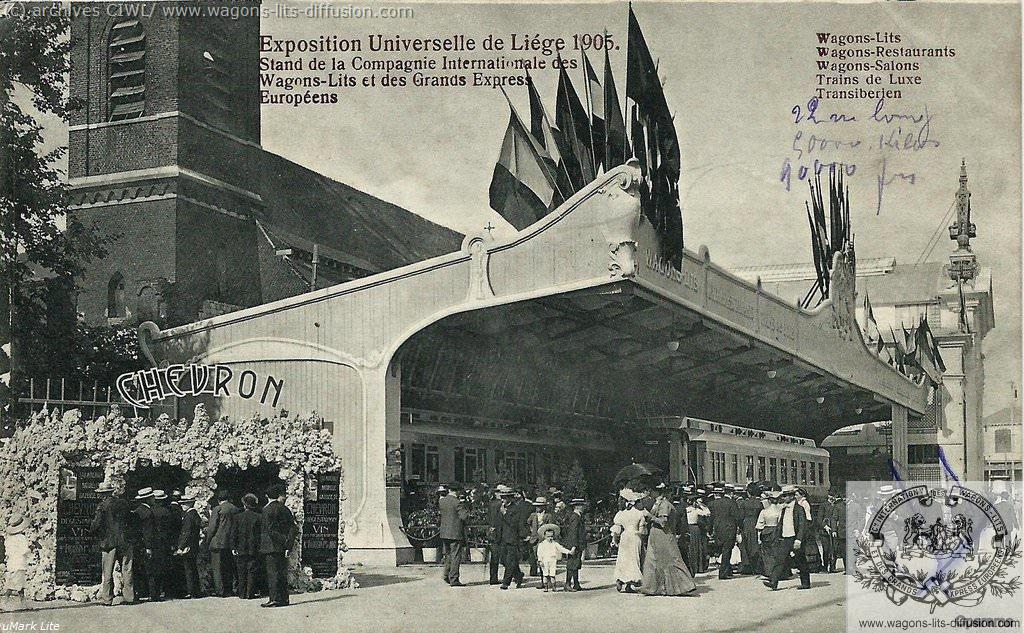 WL Expo universelle Liege 1905
