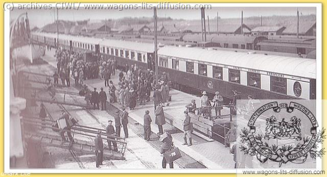 WL fleche d or 1926 calais
