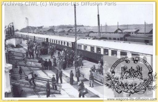 Wl fleche d or calais 1926
