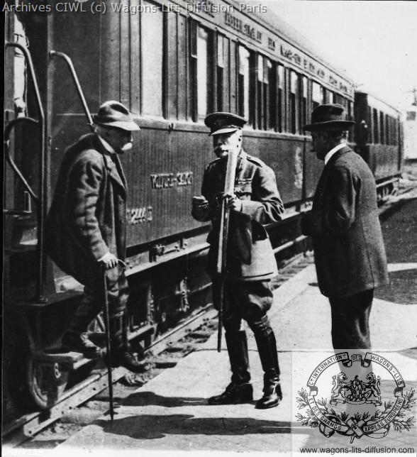 Wl georges clemenceau 1919