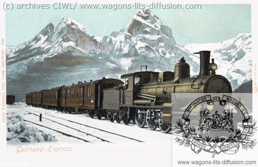 wl Gotthard Express CP