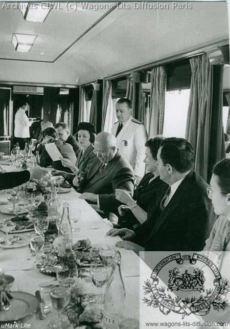 Wl krutcheff et gromiko a bord d une vr ciwl en 1961