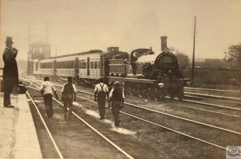 Wl l orient express vers 1910