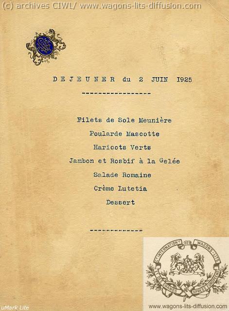 WL Menu 02Junio1925 viaje del presidente de la republica Francesa al Bas-Rhin - regreso