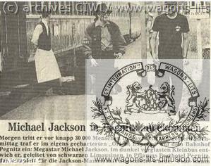 WL Michael Jackson sur le POE 1992 1
