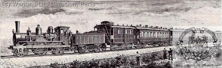 WL Orient Express 1883