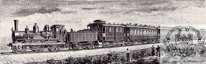 Wl orient express 1884