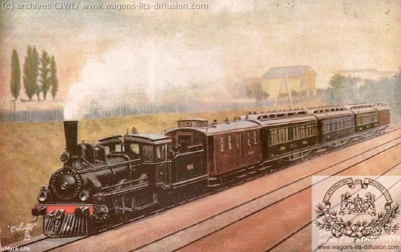 WL Orient Express 1900