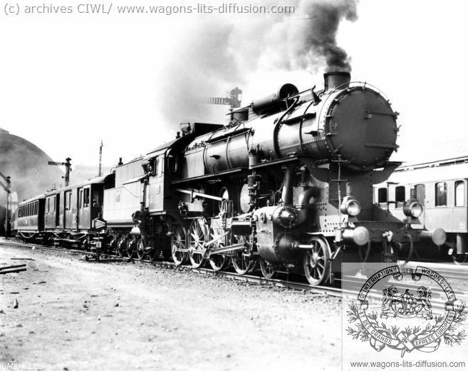 WL Orient express Budapest 1929