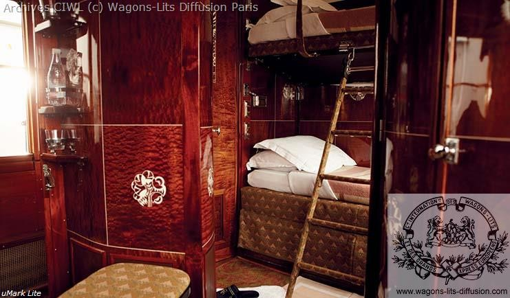 Wl orient express compartiment interieur lx