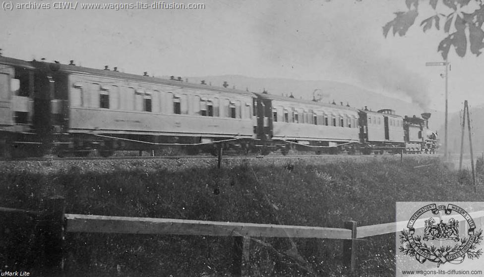 WL Orient Express Vienne 1885
