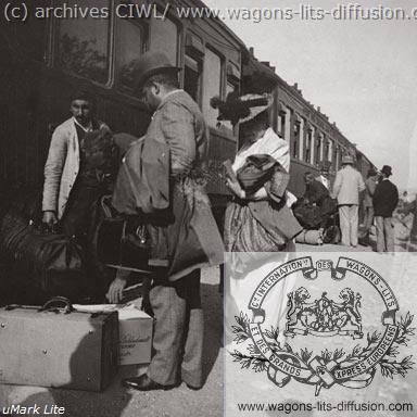 WL Paul-Nadar-Orient-Express-Constantinople-1890