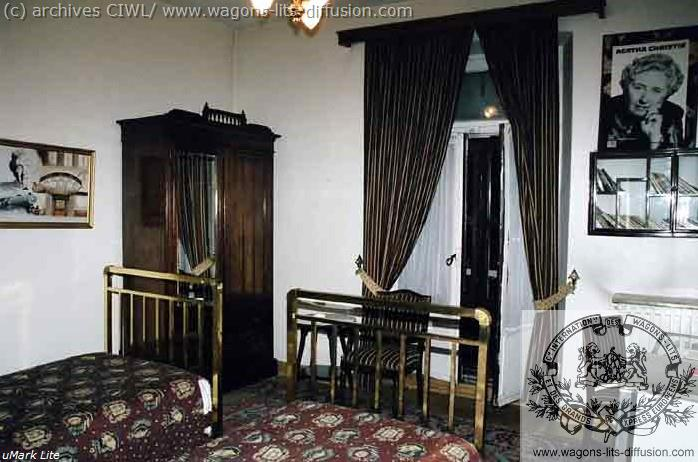 WL Pera Palace chambre A Cristie