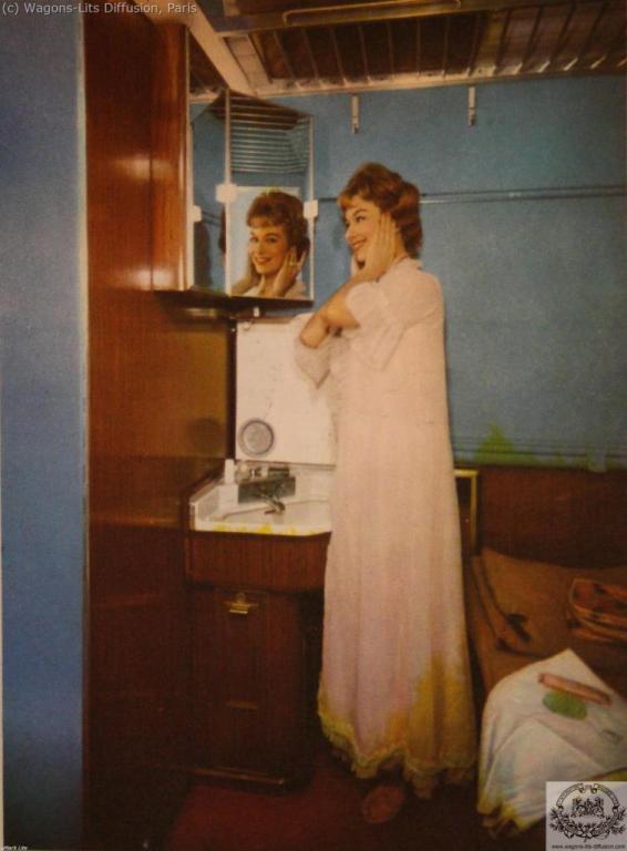 WL Pub cabinet de toilette