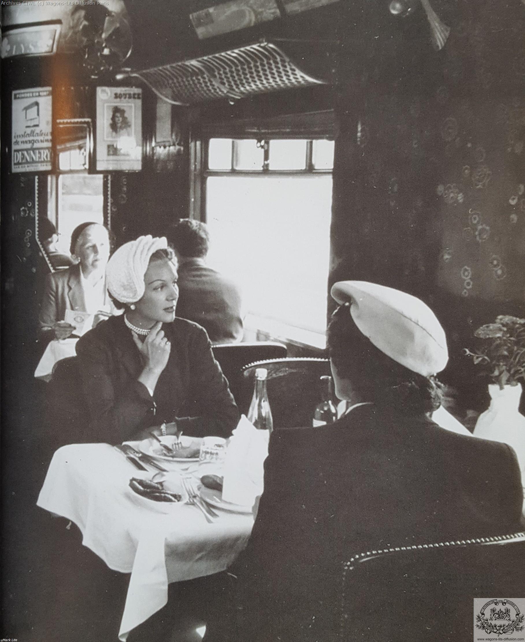 Wl pub voirure restaurant vers 1930
