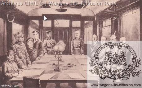 Wl signature armistice 1919