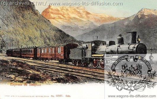 WL Simplon Express CP
