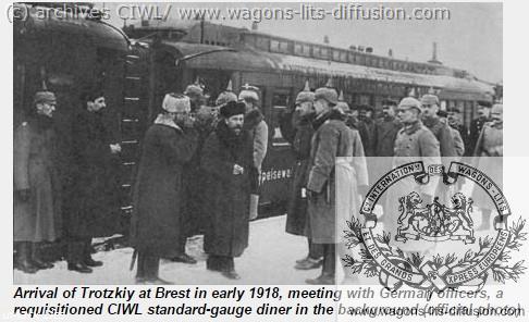 WL Trotsky 1918