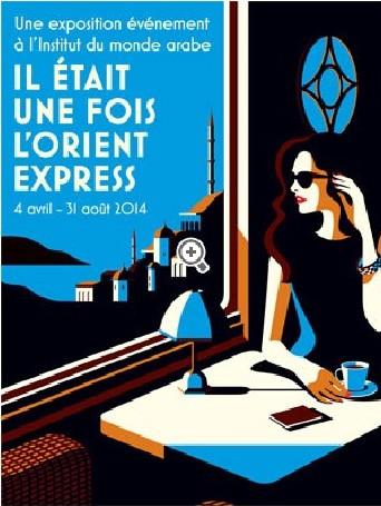 Expo Institut Monde Arabe 2014