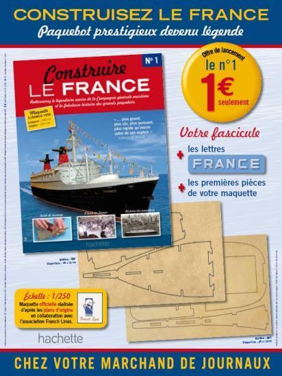 Edition de fascicules sur l'histoire du France avec maquette