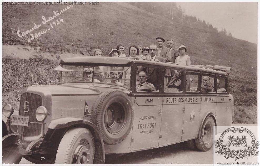 Plm autocar 1934 cp 1
