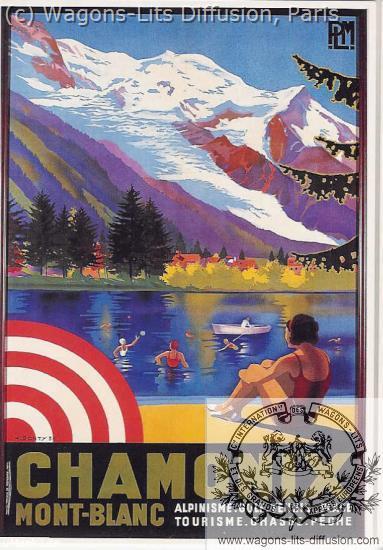 PLM Chamonix-Lac