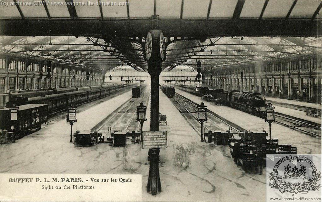 PLM Paris Gare de Lyon Le Buffet 4