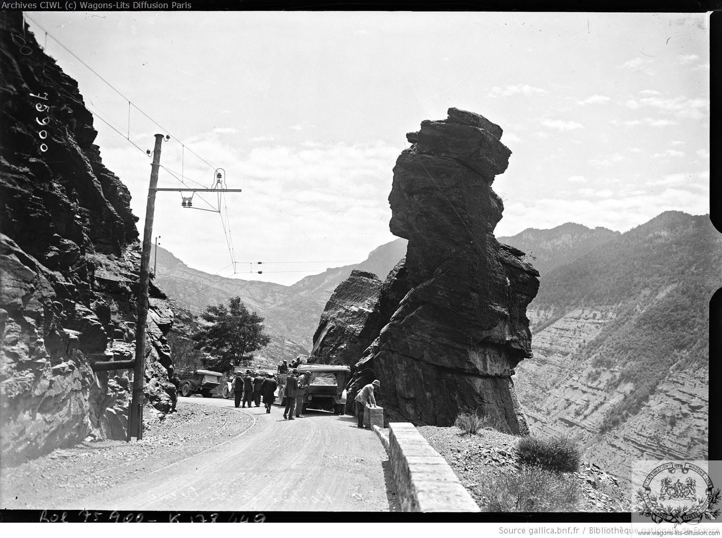 Plm photo nice barcelonnette route des alpes