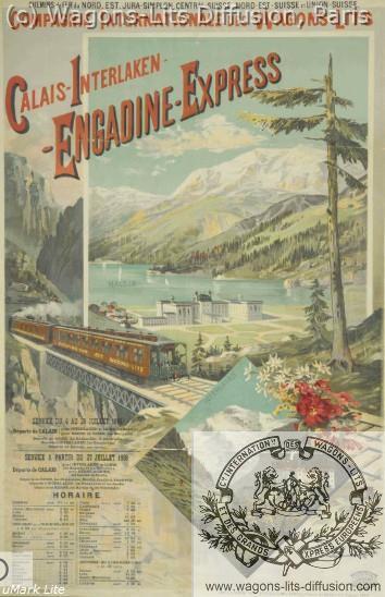 PLM suisse engadine express