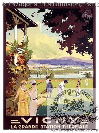PLM Vichy golf 2