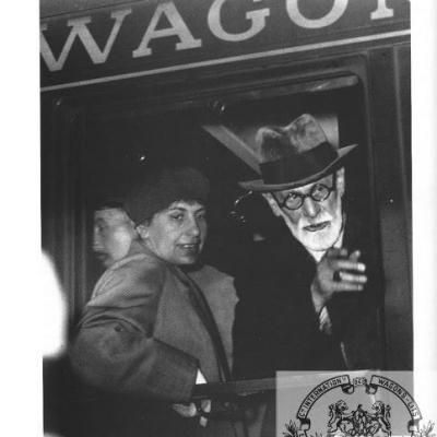 WL 1938 Sigmund Freud