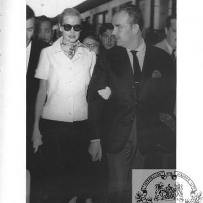 WL 1956 Grace et Rainier
