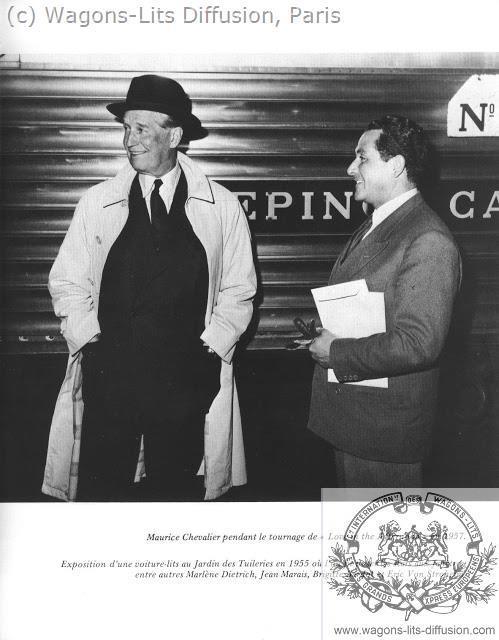 WL 1957 Maurice Chevalier