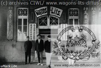 WL agence chine vers 1910