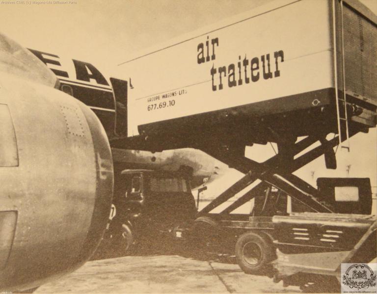 Wl air traiteur 1950